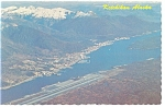 Click here to enlarge image and see more about item n0725: Ketchikan Alaska Airport Postcard n0725