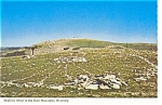 Medicine Wheel Big Horn Mountains, WY Postcard
