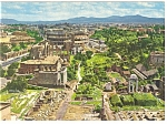 Click here to enlarge image and see more about item n0762: Rome, Italy, Forum and Colosseum Postcard