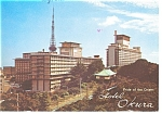 Click here to enlarge image and see more about item n0809: Hotel Okura, Toyko, Japan Postcard