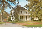 Click here to enlarge image and see more about item n0894: Abilene, KS, Eisenhower Home Postcard