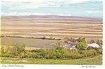 Dry Land Farming Postcard