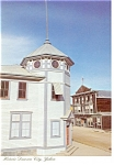 Click here to enlarge image and see more about item n0962: Dawson City Yukon Canada Restored Post Office  Postcard n0962