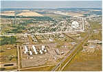 Click here to enlarge image and see more about item n0963: Dawson Creek BC Canada Mile 0 of Alaska Highway Postcard n0963