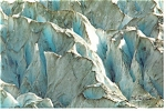 Click here to enlarge image and see more about item n0972: Bear Glacier, British Columbia Canada Postcard