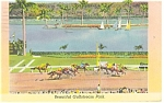 Click here to enlarge image and see more about item n1018: Gulfstream Park Finish Line n1018