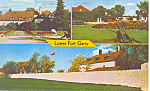 Click here to enlarge image and see more about item n1019: Lower Fort Garry Manitoba, Canada Postcard n1019 1969
