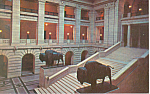 Click here to enlarge image and see more about item n1021: Legislative Building, Manitoba, Canada Postcard 1969
