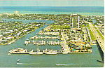 Pier 66, Ft Lauderdale, Florida Postcard