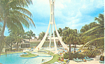 Click here to enlarge image and see more about item n1066: Pool at King's Inn,Freeport, Grand Bahama. Postcard