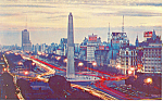 Click here to enlarge image and see more about item n1069: Buenos Aires Argentina Airline Issue Panagra.Postcard  n1069