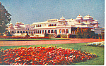 Click here to enlarge image and see more about item n1073: Rambagh Palace Jaipur Rajasthan India Postcard n1073