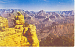 Click here to enlarge image and see more about item n1075: Grand Canyon National Park Arizona Postcard n1075