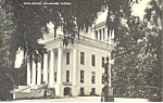 Click here to enlarge image and see more about item n1083: State Capitol, Tallahassee, Florida Postcard