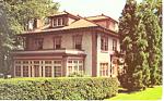 Library,Cedar Crest College,Allentown, PA  Postcard