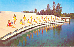 Click here to enlarge image and see more about item n1149: Aqua Maids  Weeki Wachee Florida Postcard n1149