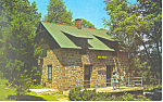 Girl Scout Camp Furnace Hill, Denver, PA  Postcard