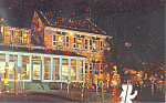 Click here to enlarge image and see more about item n1182: Koziar's Christmas Village, Bernville, PA Postcard