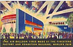 Click here to enlarge image and see more about item n1266: Chicago's World Fair, 1933, Firestone Building
