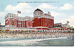 Chalfonte Hotel,Atlantic City,New Jersey