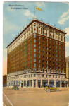The Deshler  Hotel Columbus Ohio n1374