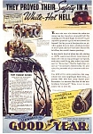 Click here to enlarge image and see more about item nov1652: Double Eagle Airwheel Tire AD 1930s