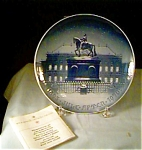 Click here to enlarge image and see more about item nov2765: Bing and Grondahl Royal Palace Plate