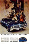 Click here to enlarge image and see more about item olds18: 1969 Oldsmobile Delta 88 Royale Ad
