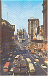 Times Square New York City Postcard p0012