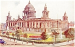 City Hall Belfast Postcard