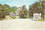Curtis House Woodbury CT Postcard p0027