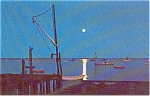 Moonlight Bay Morrisville PA Postcard