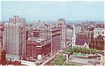 Skyline View  Philadelphia  PA Postcard p0185