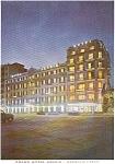 Grand Hotel Savoia, Rapallo Italy  Postcard