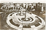 Click here to enlarge image and see more about item p0242: Paris Fountains  Postcard