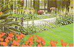 Click here to enlarge image and see more about item p0299: Conservatory Longwood Gardens PA  Postcard