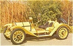 Click here to enlarge image and see more about item p0430: 1913 Mercer Raceabout  Postcard