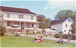 Vindobona Cottages in  Poconos of  PA Post card p0496