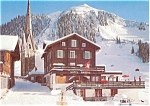 Hotel Ratia Switzerland Postcard
