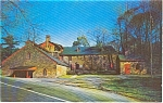 Old Charcoal Furnace Cornwall PA Postcard