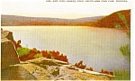 Click here to enlarge image and see more about item p0573: Devil's Lake State Park WI Postcard