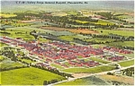 Valley Forge PA General Hospital  Postcard