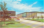 Corning Glass Center NY Postcard