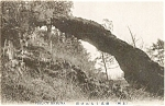 Click here to enlarge image and see more about item p0700: View of Habuna Chinese Postcard p0700