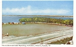 Click here to enlarge image and see more about item p0708: Lake Nipissing Ontario Canada Postcard p0708