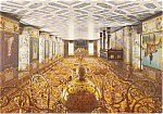 Click here to enlarge image and see more about item p0716: Frederiksborg Great Hall Denmark  Postcard