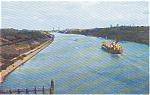 Chesapeake Delaware Canal DE Postcard