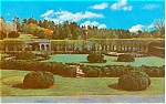 Click here to enlarge image and see more about item p0851: Longwood Gardens  Postcard