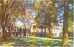 Old College University of Delaware Postcard
