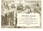 Jamestown Virginia Postcard